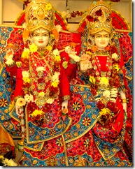 Lakshmi Narayana Deities