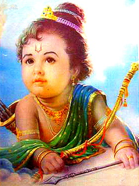 "... father from the hell named Put, a son is called putra; he who protects his ancestors in every way."" (Lord Rama, Valmiki Ramayana, Ayodhya Kand, Sec 107) - babyram"