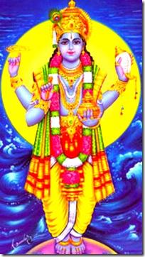 Lord Dhanvantari - an incarnation of God and founder of Ayurveda