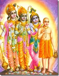Incarnations of Krishna
