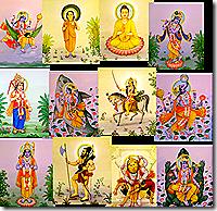 Krishna avataras