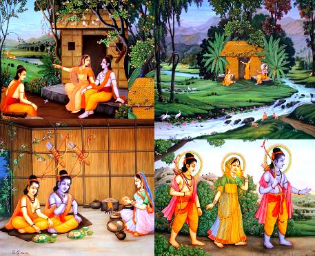 The Spiritual Hut – Krishna's Mercy