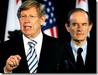 David Boies and Ted Olson - famous laywers