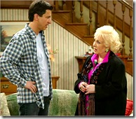 Everybody Loves Raymond scene