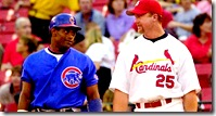McGwire and Sosa