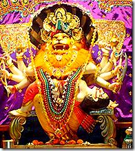 Narasimha deity