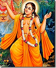 Lord Chaitanya