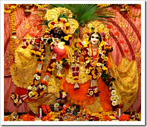 Radha Krishna worship
