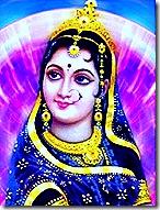 Shrimati Radharani