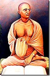 Shrila Bhaktisiddhanta Sarasvati - an exmplary brahmana