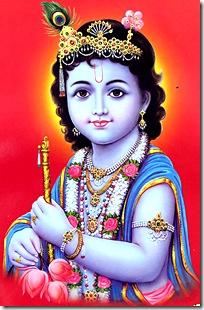 Bhagavan - Krishna