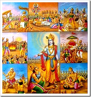 Events of the Mahabharata