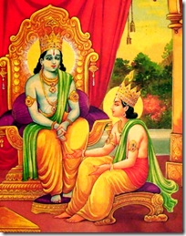 Lakshmana and Rama