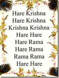 Maha mantra