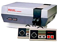 Original Nintendo Video game system