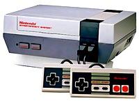 Original Nintendo Video game system