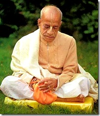 Shrila Prabhupada - an ideal sannyasi