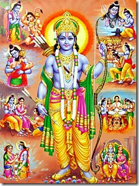 Lord Rama and His activities