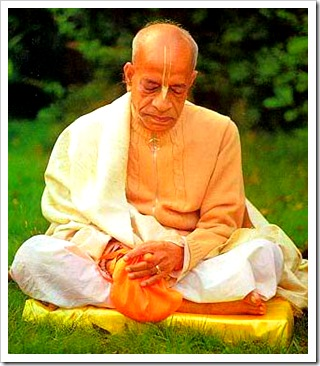 Shrila Prabhupada - an ideal brahmana and leader