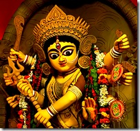 Goddess Katyayani - Durga Mata
