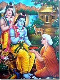 Shabari, Indian Mythology, Devotee of Rama, shravmusingswrites, #BlogchatterA2Z, #AtoZChallenge