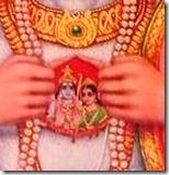 Hanuman's heart