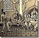 Vishvamitra's visit to Ayodhya