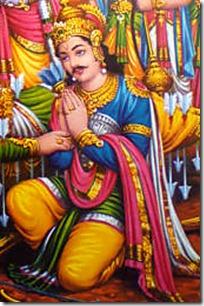 Maharaja Yudhishthira
