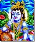 Krishna_eating_butter