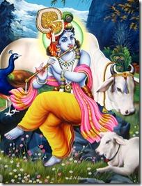 Lord Krishna - Bhagavan