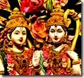 Rama and Lakshmana