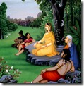 Sita in the Ashoka grove