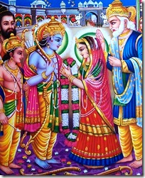 Celebrating Sita and Rama