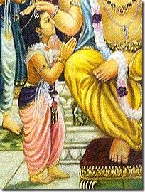 Prahlada Maharaja
