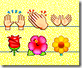 celebration_flowers_hands_clapping.png