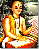 Tulsidas writing about Rama