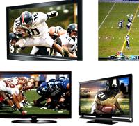 HD tvs