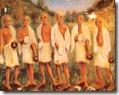 [Six gosvamis of Vrindavana]