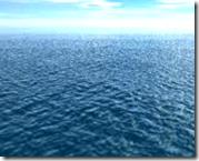 Vast ocean