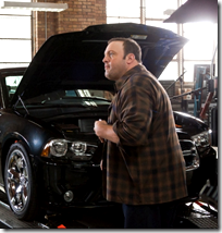 [Kevin James in the Dilemma]