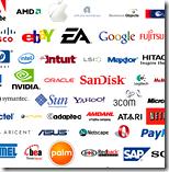 [Company logos]