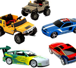 [Toy cars]