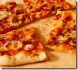 [Homemad pizza]