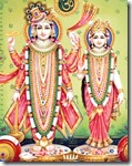 [Lakshmi-Narayana deities]