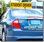 [student driver]