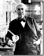 [Thomas Edison]