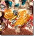 [pic of Rama's lotus feet]