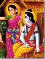 [Rama and Sita]