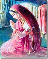 [Praying]