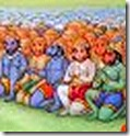 [The Vanaras working for Rama]
